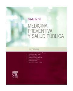 Piédrola Gil. Medicina preventiva y salud pública