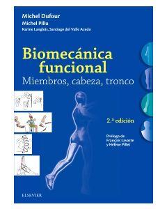 Biomecánica funcional. Miembros  cabeza  tronco