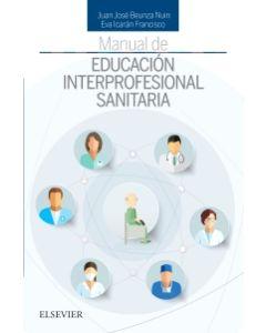 Manual de educación interprofesional sanitaria