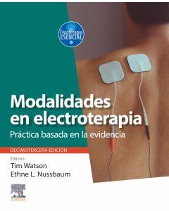 Modalidades en electroterapia