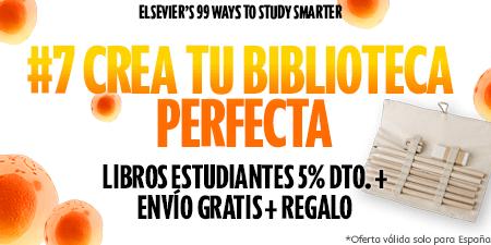 Crea tu biblioteca perfecta